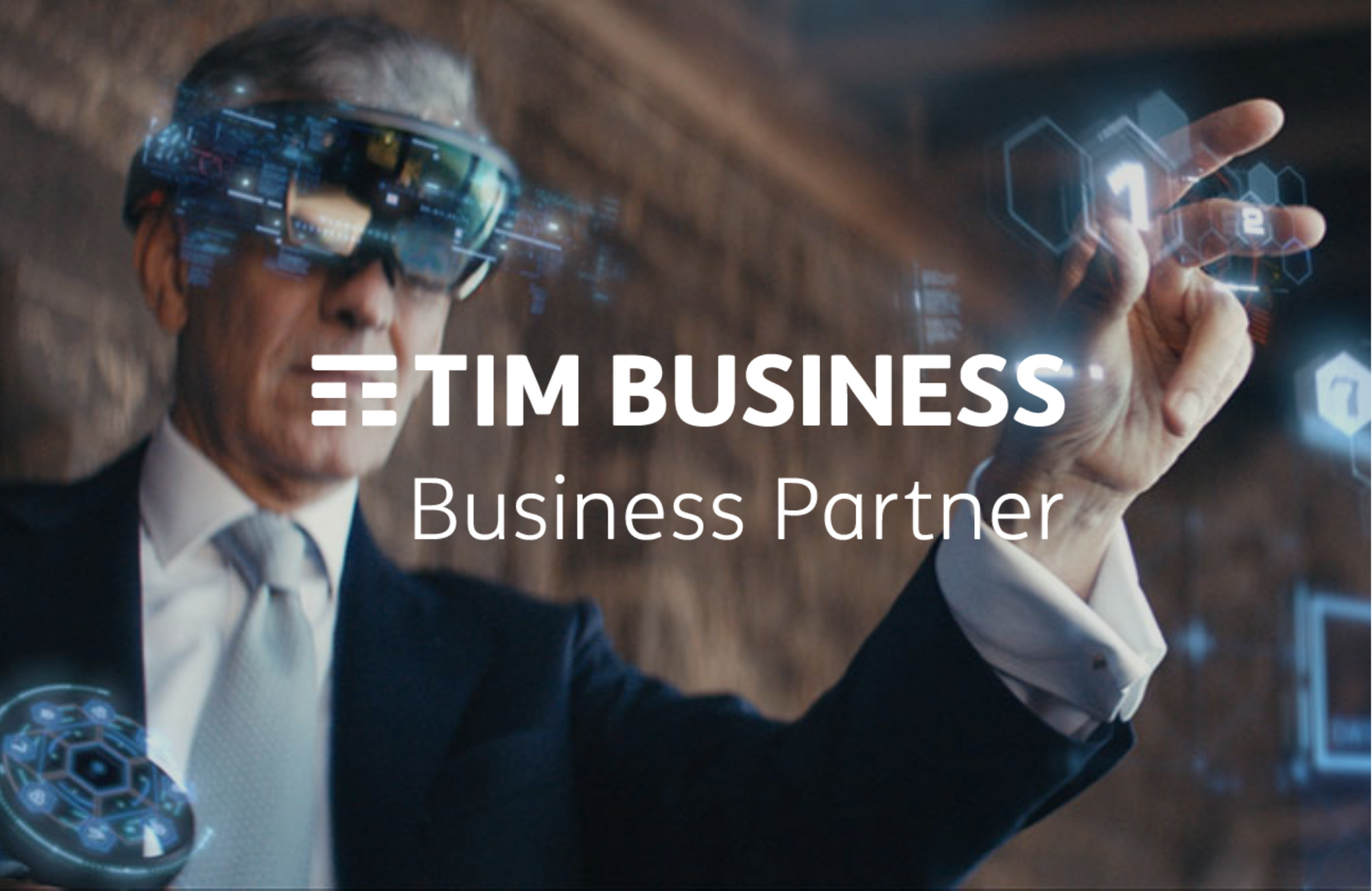 agente tim business